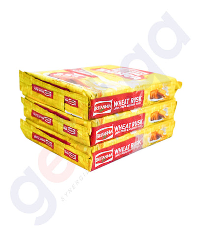 BRITANNIA WHEAT RUSK BULK PACK