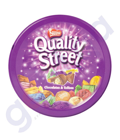 Buy Quality Street Chocolate 450gm/900gm Online in QatarBuy Quality Street Chocolate 450gm Online in Qatar