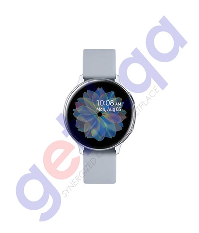 Buy Samsung Galaxy Watch Active 2 C.Silver 44mm Doha Qatar