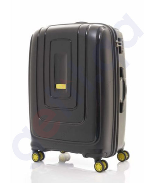 Buy American Tourister Lightrax Black Price in Doha Qatar