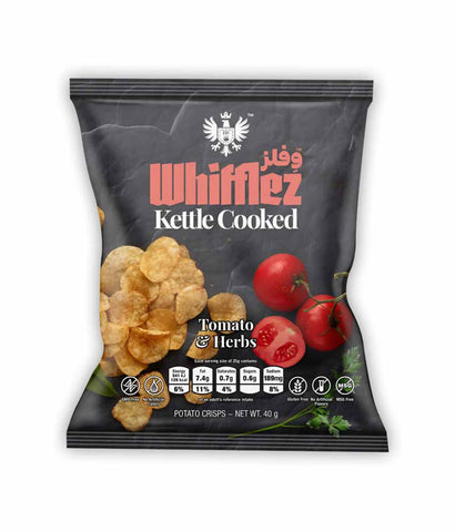 Request Quote Whifflez Kettle Tomato & Herbs 40g Doha Qatar