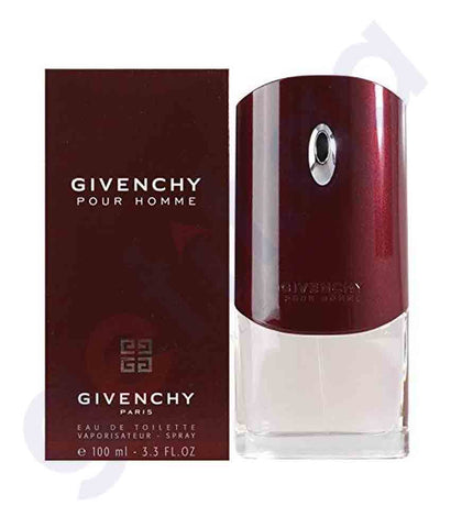 GIVENCHY POUR HOMME EDT 100ML FOR MEN