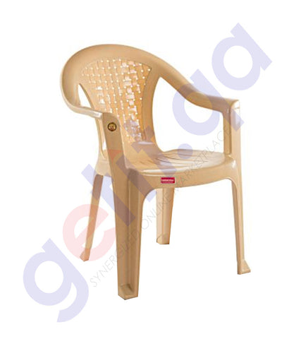 VARMORA MEDIUM BACK CHAIR NETTED