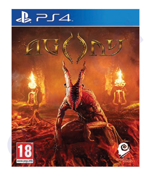 SHOP FOR BEST PRICED AGONY PS4 ONLINE IN QATAR