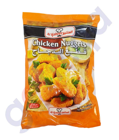Buy Al Kabeer Chicken Nuggets 1kg Online in Doha Qatar