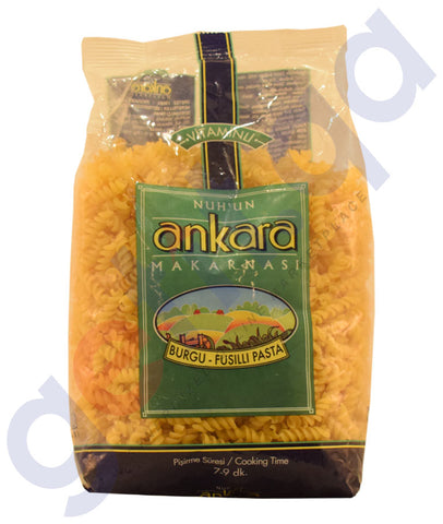 Buy Vitaminli Ankara Burgu Pasta 500gm Online in Qatar