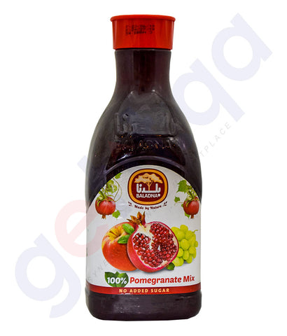 Buy Baladna Pomegranate Mix 1.5L Price Online in Doha Qatar