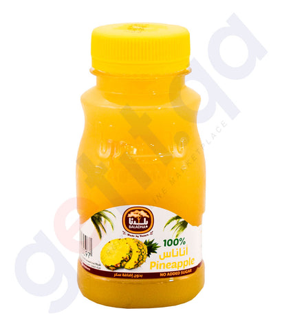 Buy Baladna Chilled Juice Pineapple 180ml Online Doha Qatar