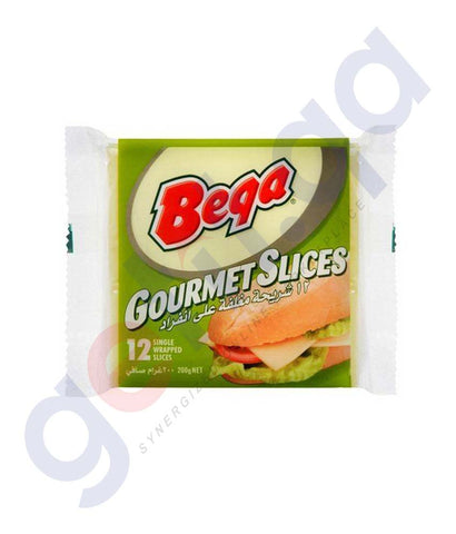Buy Bega Gourmet Processed Cheese 200gm Price in Doha Qatar
