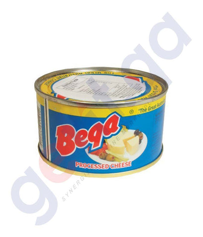 Buy Bega Processed Cheese in Can Price Online in Doha Qatar