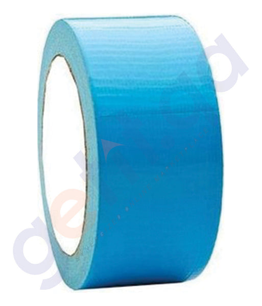 "BUY ATLAS CLOTH TAPE 2""X25M (50MM) LIGHT BLUE - AS-BTC2025-BEL ONLINE IN QATAR"