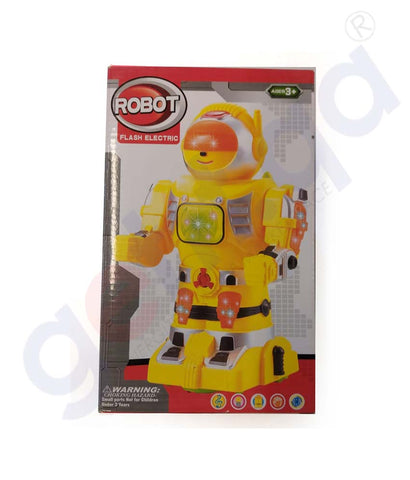 Buy B/O Robot W/Music Light LX651A Online in Doha Qatar