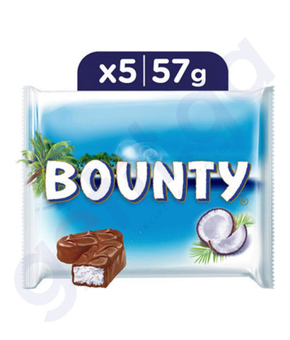 BUY BEST QUALITY BOUNTY 5X 57GM ONLINE IN QATAR