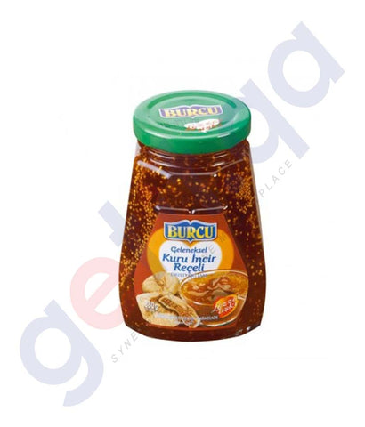 Buy Burcu Dried Fig Jam 380g/700g Price Online Doha Qatar