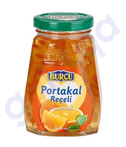 Buy Burcu Orange Jam 380g/700g Price Online in Doha Qatar
