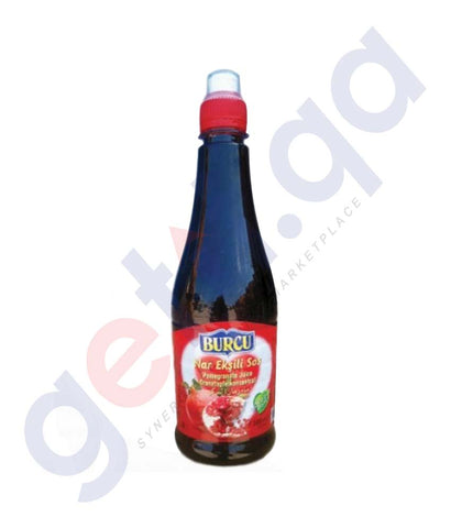 Buy Burcu Pomegranate sauces 720ml Online in Doha Qatar