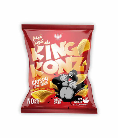 KINGKONZ CHIPS ORIGINAL FLAVOR 35G