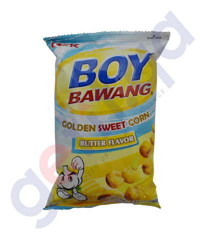 Buy Boy Bawang Golden Sweet Corn Butter Flavor Doha Qatar