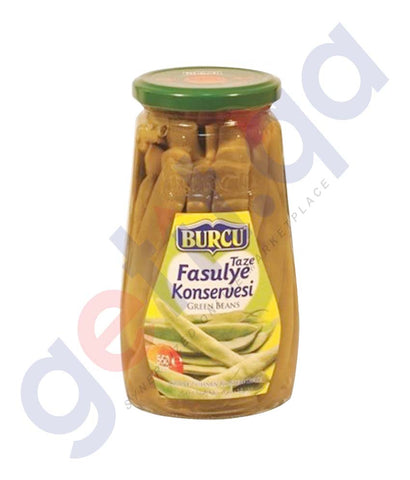 Buy Best Burcu Green Beans 550gm Price Online in Doha Qatar
