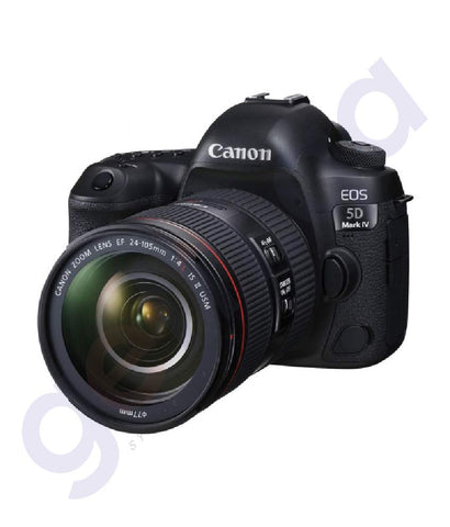BUY CANON EOS 5D MARK IV 24-105MM LENS DSLR ONLINE IN DOHA QATAR
