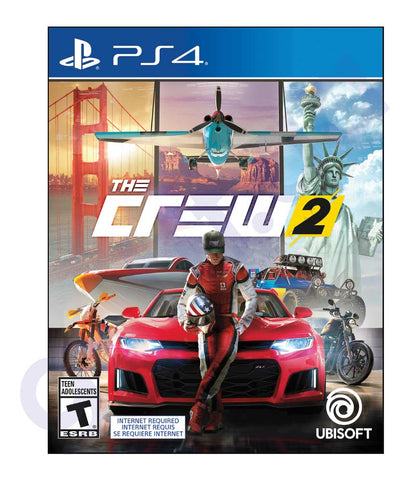 BUY BEST PRICED CREW 2 FOR PS4 GAMING ONLINE IN QATAR