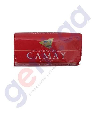 Buy Camay Classic Fragrance Soap 125gm Online in Doha Qatar