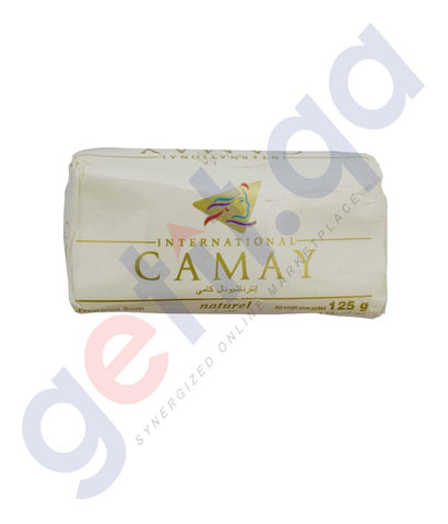 Buy Camay Naturel Fragrance Soap 125gm Online in Doha Qatar