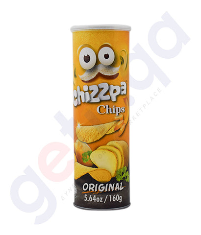 Buy Chizzpa Chips Potato Crisp Original Online Doha Qatar