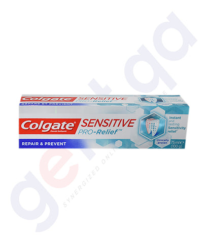 COLGATE  SENSITIVE PRO RELIEF 75ML