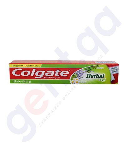 BUY COLGATE HERBAL-125ML ONLINE IN QATAR