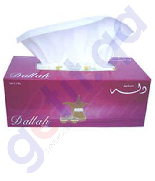 Buy Dallah Tissue 200s 2Ply Price Online in Doha Qatar