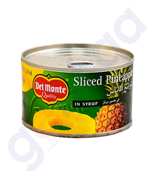 Buy Delmonte Sliced Pineapple in Syrup Online in Doha Qatar