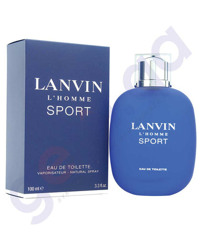BUY LANVIN 100ML L'HOMME SPORT FOR MENONLINE IN QATAR