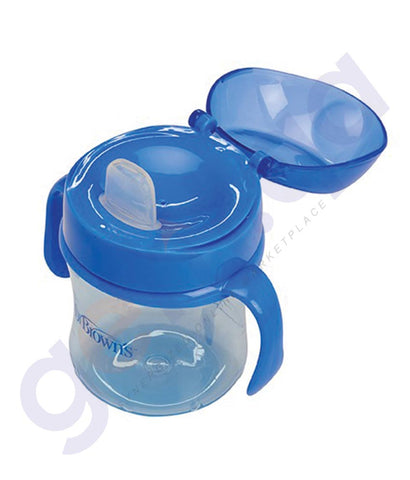 BUY DR BROWN SOFT-SPOUT TRANSITION CUP- TC61004-P6 ONLINE IN QATAR