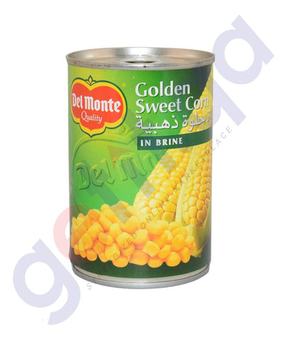 Buy Del Monte Golden Sweet Corn 180g Price Online in Doha Qatar