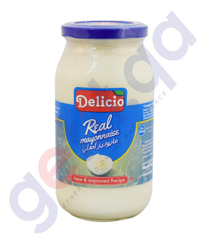 Buy Delicio Mayonnaise 470ml Price Online in Doha Qatar