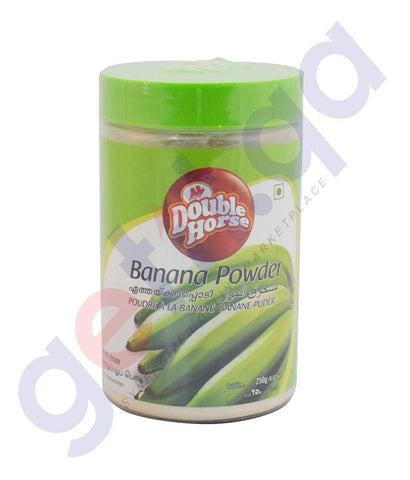 Buy Double Horse Banana Powder 250g Price Online Doha Qatar