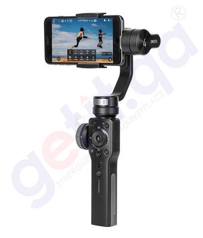 Buy Zhiyun Smooth4 Black 3-Axis Handheld Gimbal Doha Qatar