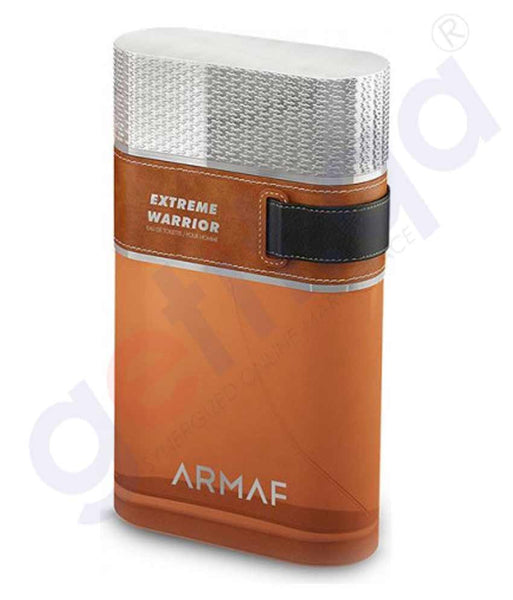 Buy Armaf Extreme Warrior 100ml Price Online in Doha Qatar