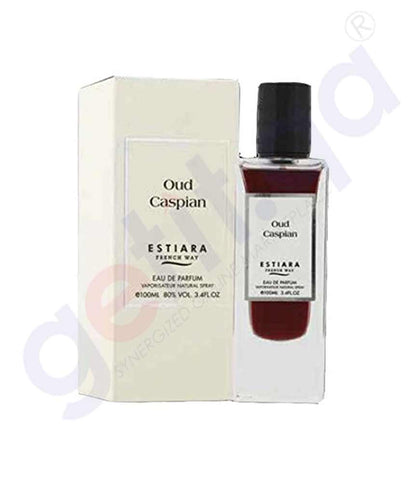 Buy Estiara Oud Caspain 100ml Price Online in Doha Qatar