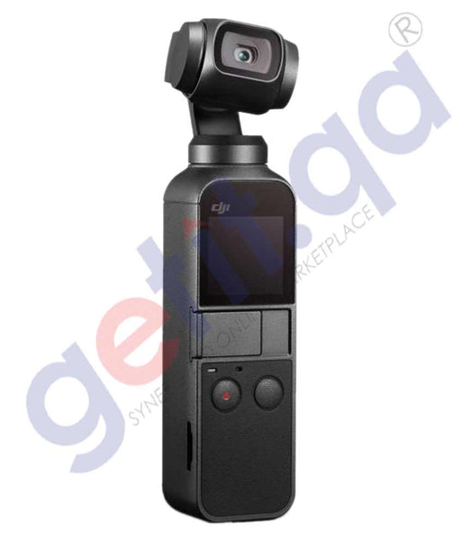 GETIT.QA | Buy DJI Osmo Pocket 4K Camera Price Online in Doha Qatar