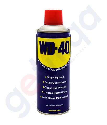 Buy Kmax WD-40 Anti-Rust Spray Price Online in Doha Qatar
