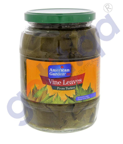 American Garden Vine Leaves 930g (drained weight 454 g )