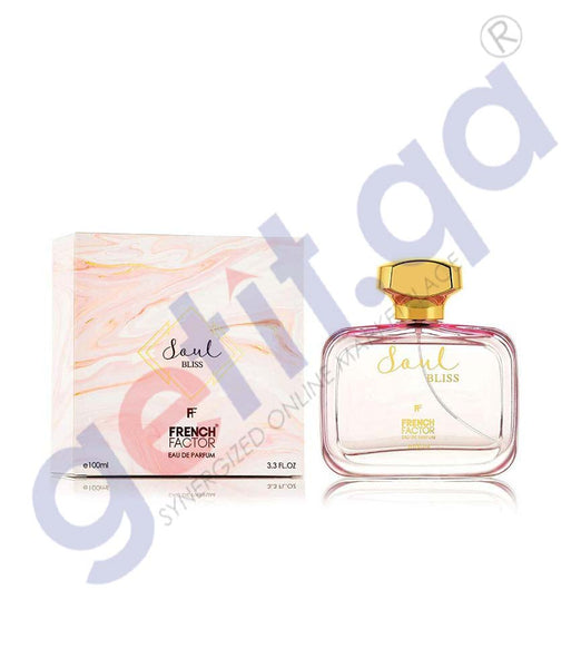 GETIT.QA | Buy The French Factor Soul Bliss Gift Set Women Doha Qatar
