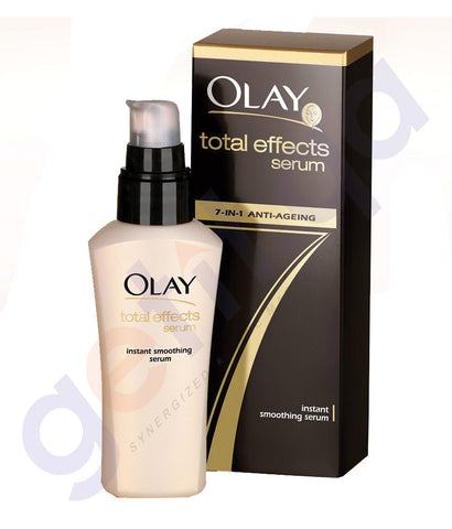 BUY OLAY TOTAL EFFECT 7IN1 SERUM 50ML ONLINE IN QATAR