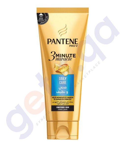 BUY PANTENE 200ML CONDITIONER  3MM DAILY CARE IN QATAR