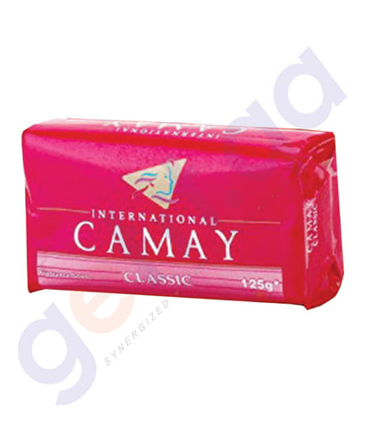 BUY CAMAY CLASSIC SOAP 125GM - 4 SET PACK ONLINE IN QATAR