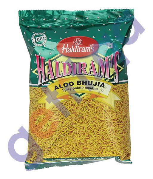 BUY BEST QUALITY HALDIRAMS ALOO BHUJIA 40GM ONLINE IN QATAR