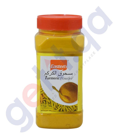 Buy Eastern Turmeric Powder Pet Bottle Online in Doha Qatar
