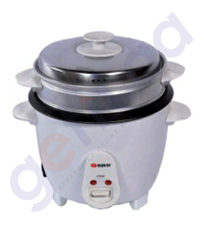 BUY ELEKTA 1LTR RICE COOKER - ERC-101 ONLINE IN QATAR